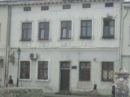 Building in Zhovka